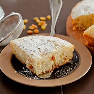 Рецепт Творожный кекс в мультиварке