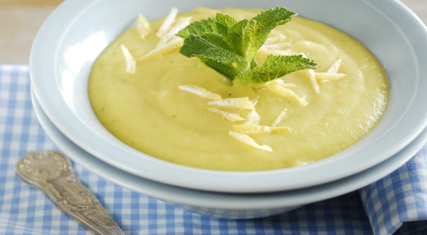 Рецепт Милосупа - холодный фруктовый суп