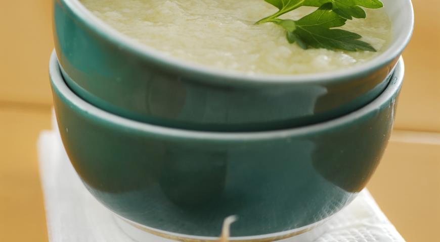 Рецепт Скордалия - чесночный соус