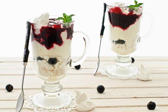 Смородина: летние десерты