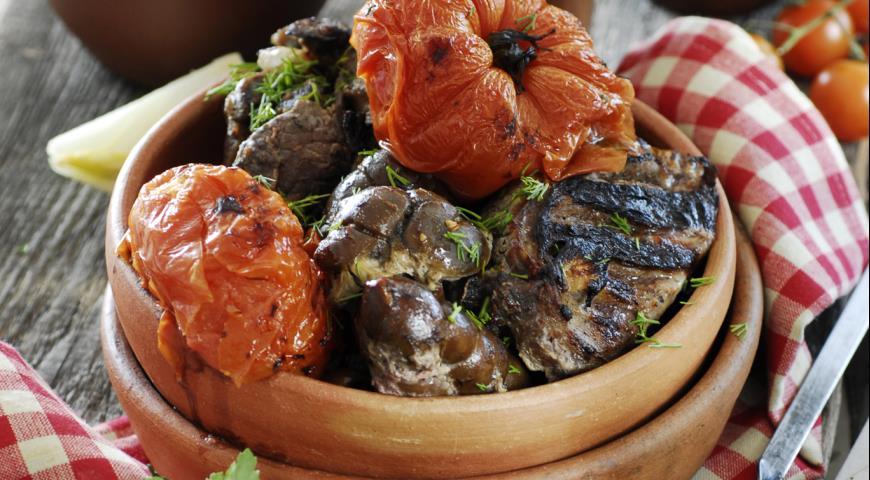 Шашлык из баранины пошаговый рецепт с фото