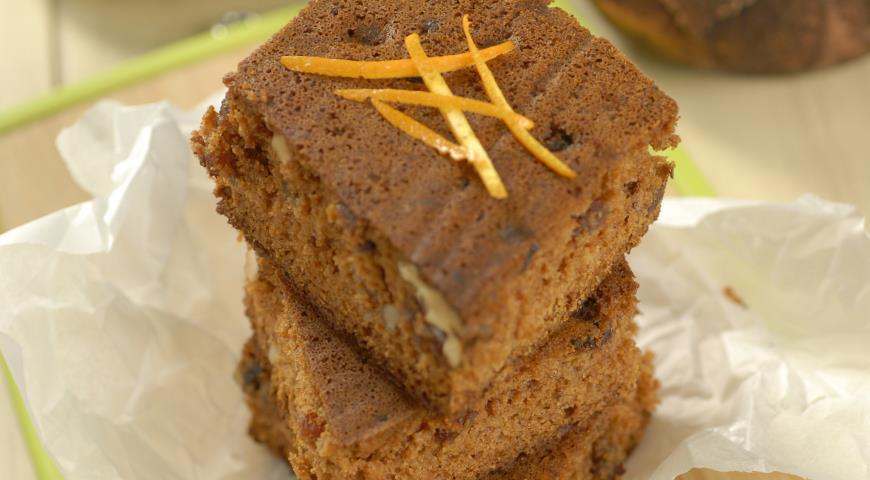 Рецепт Леках, блюдо еврейской кухни