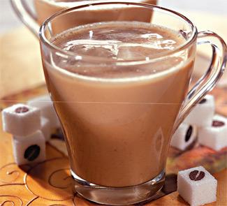 Рецепт Шоколадный коктейль с ликером