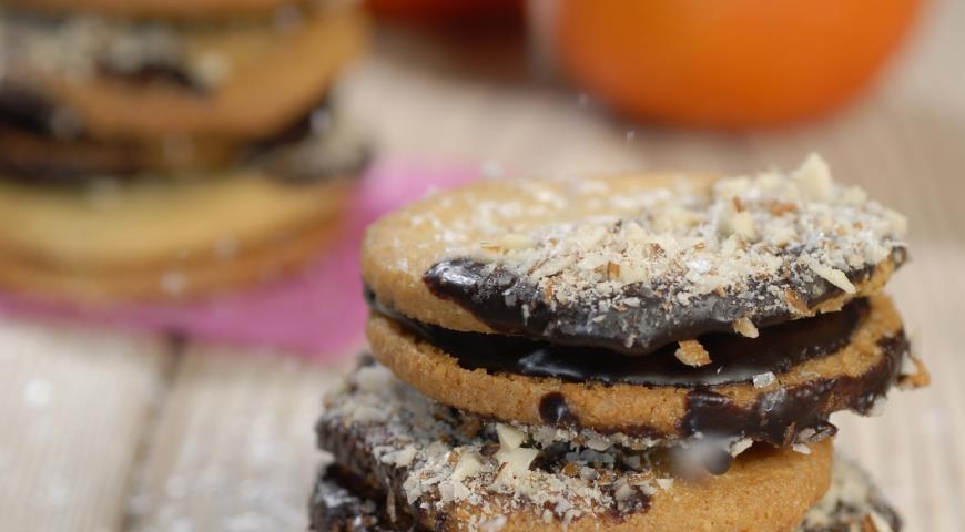 Рецепт Печенье-сэндвичи