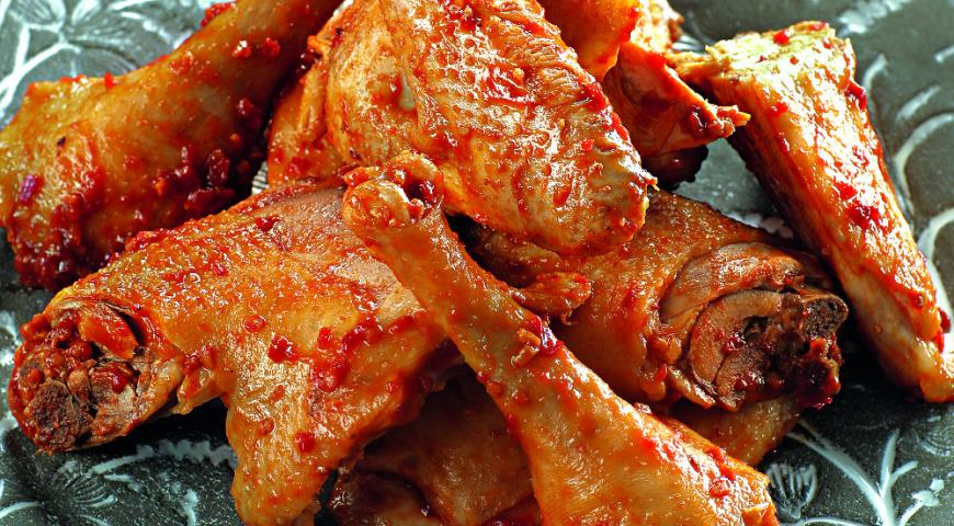 кулинария рецепты вторые блюда из курицы