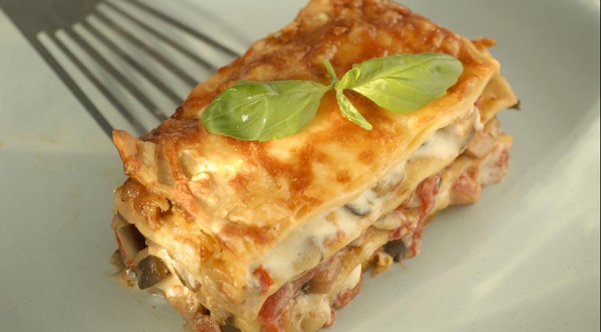 тесто лазанья рецепт с фото