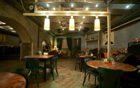 Кино в ресторанах Москвы