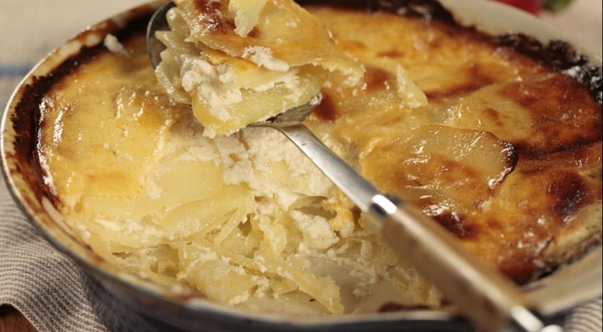 Рецепт Картофель по-болгарски