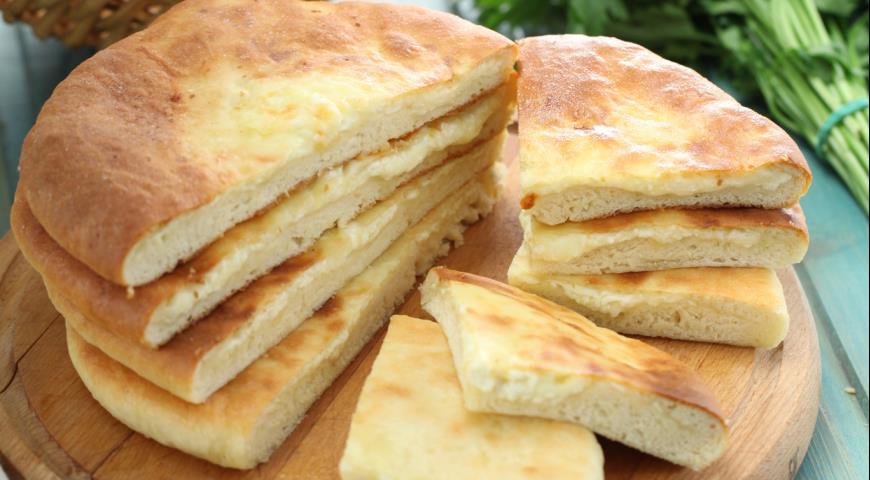 Рецепт Абхазский ачаш (хачапур)