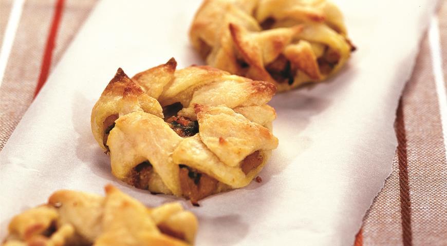 Рецепт Печенье с тыквой