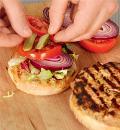 Самые вкусные гамбургеры. Шаг 6