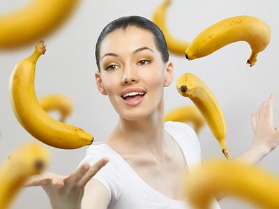 Бананы вместо энергетических напитков 2