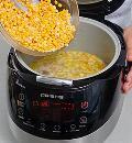 Гороховый суп с копченой курицей в мультиварке. Шаг 3