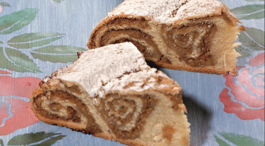 Рецепт Болгарский пирог Банница