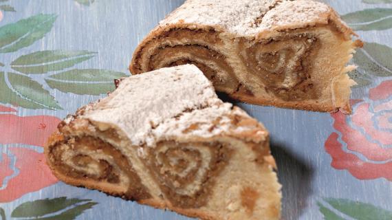 Болгарский пирог Банница
