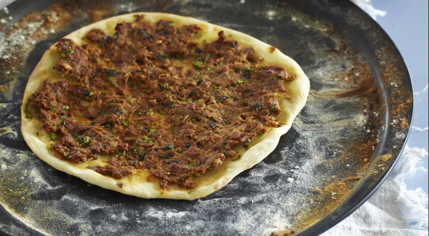 Рецепт Ламаджо, армянская пицца