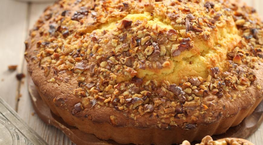 Рецепт Кавказский ореховый пирог
