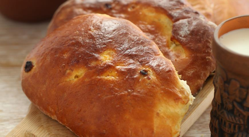 Рецепт Назуки, кахетинские пироги
