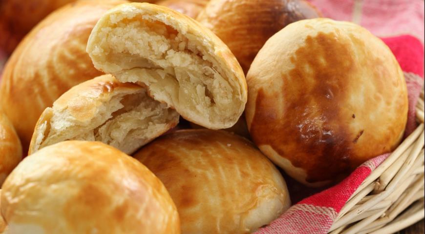 Када, грузинские сладкие пирожки