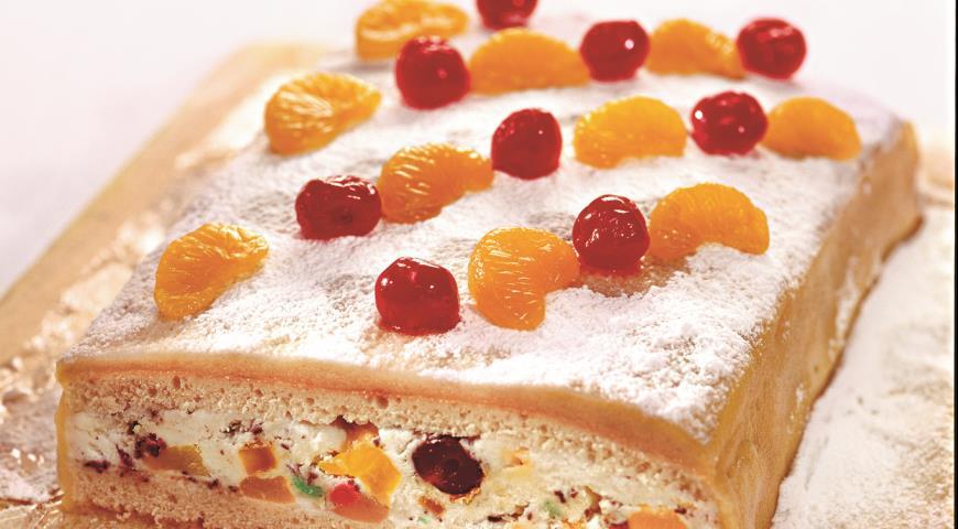 Рецепт Сицилийский торт Кассата