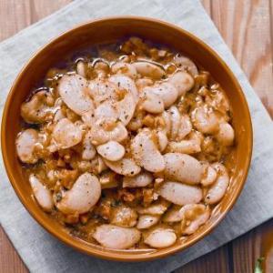 Критское рагу из белой фасоли, пошаговый рецепт с фото