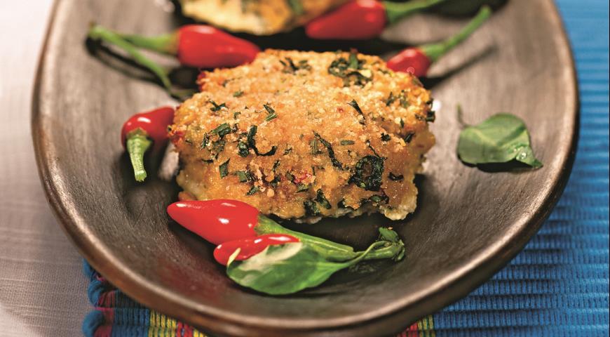 Рецепт Мексиканские рыбные котлеты