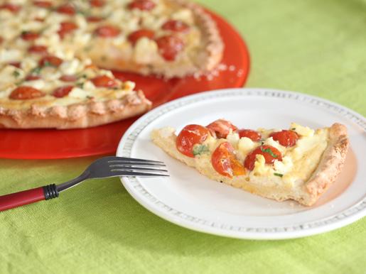 Рецепт Киш с помидорами