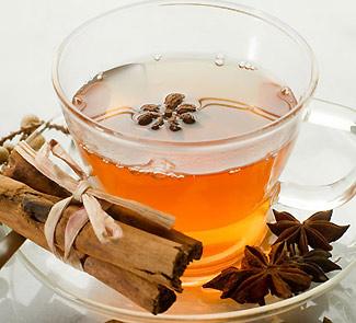Рецепт Пряный детокс-чай