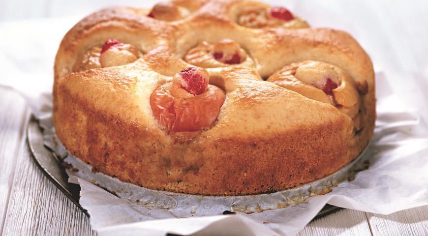 Рецепт Хемпширский пудинг с яблоками