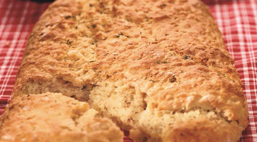 Рецепт Хлеб из трех злаков