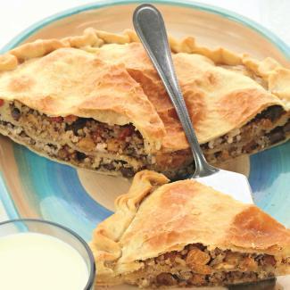 Рецепт Критский пирог с рисом
