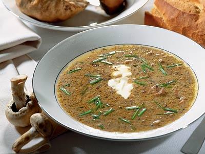 как приготовить суп из моховиков
