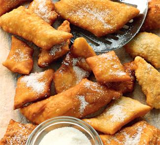 Рецепт Ботеро, бретонские пончики