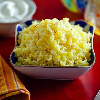 Рецепт Иранский рис в мультиварке