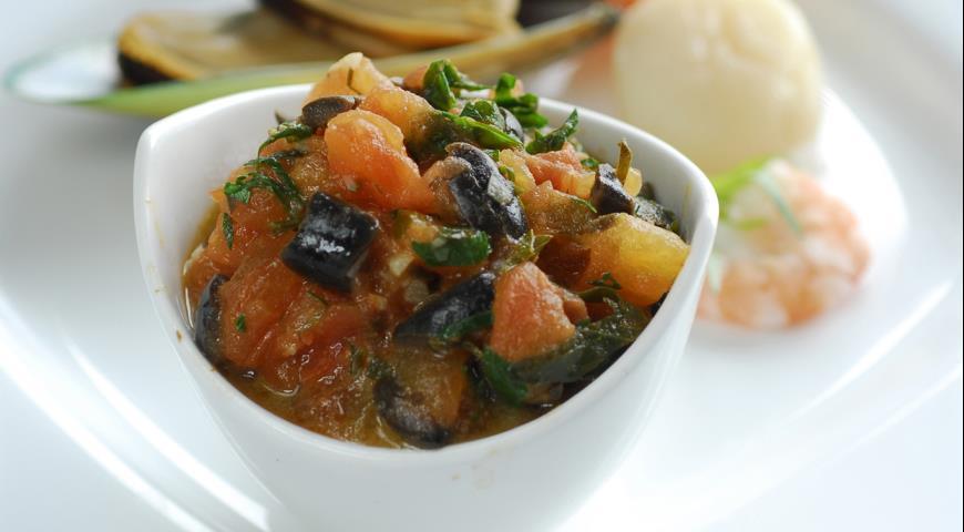 Рецепт Домашний томатный соус
