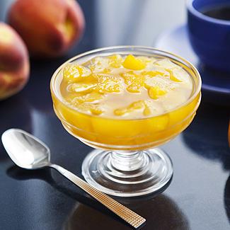 Рецепт Персиковое варенье с апельсинами в мультиварке