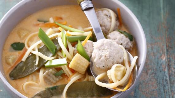 Рецепты лапши по тайский 45