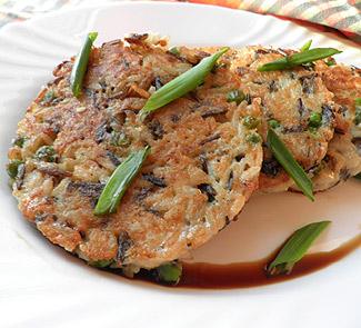 рисовые лепешки рецепт приготовления