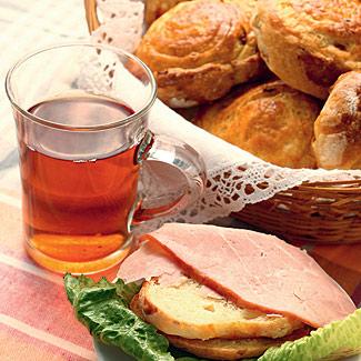 Рецепт Картофельные булочки с луком