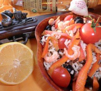 Рецепт Испанский салат