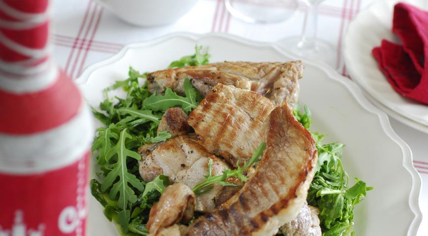 Рецепт Свинина по-иберийски в духовке