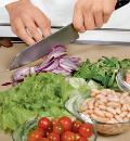 Салат из фасоли по-тоскански. Шаг 3