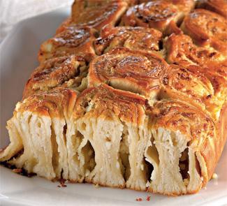 Рецепт Месеница, болгарский пирог с брынзой