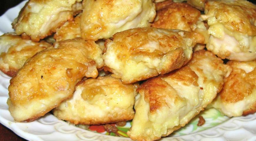 Рецепт Сочная куриная грудка