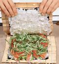 Бутерброд-суши. Шаг 3