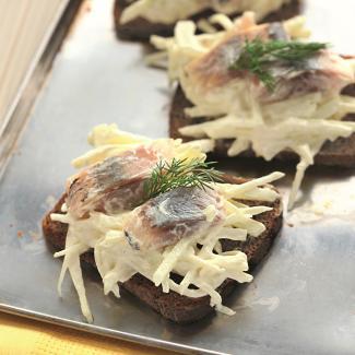 салаты праздничные рецепты с фото бутерброды