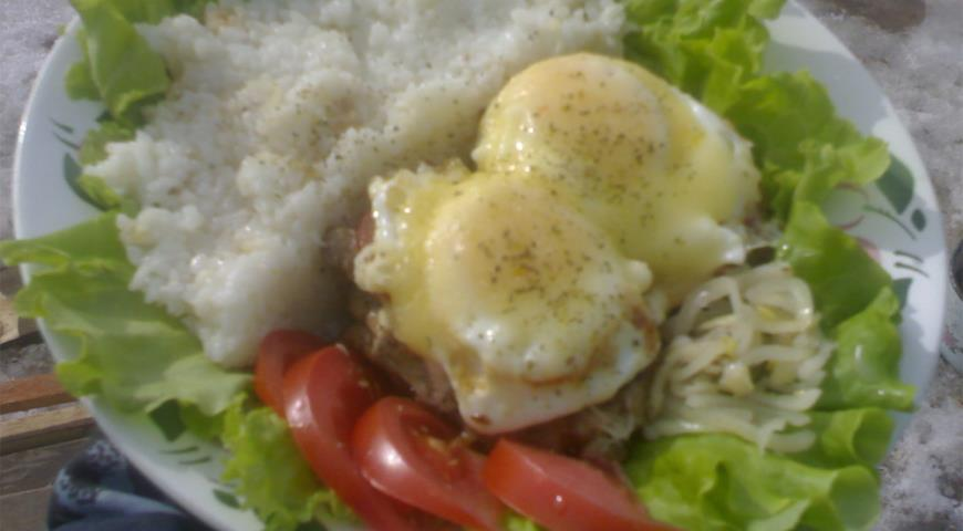 Рецепт Куриное филе под шубой