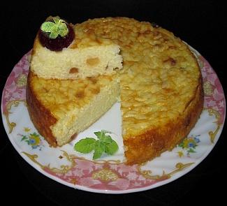Пудинг Рисовый Рецепт изоражения
