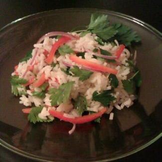 Рецепт Алжирский салат
