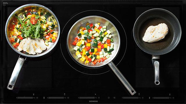 Рецепт Теплый салат с руколой и куриным филе